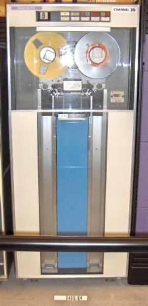 IBM 729 tape drive